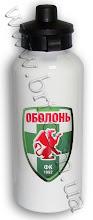 """Photo: Спортивная фляга для ФК """"Оболонь"""""""