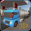 Oil Tanker Truck Simulator 2018 icon