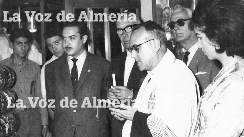 A finales de los 60  la histórica confitería Capri había renovado completamente sus instalaciones de Méndez Núñez y Reyes Católicos.