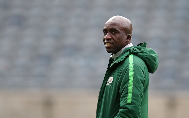 SA Under-23 coach David Notoane says he is not worried about the team's preparations for the Olympic Games in Tokyo.