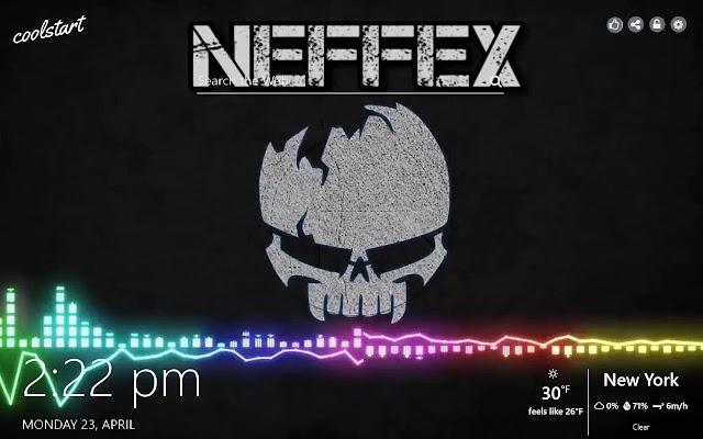 Neffex HD Wallpapers Dance Music Theme