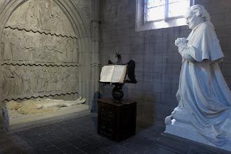 Photo: Saint-Flour (cathédrale St-Pierre)