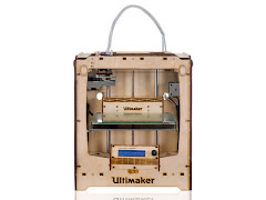 Ultimaker Original+ Wood 3D Printer Kit