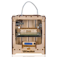 Ultimaker Original+ Wood 3D Printer Kit