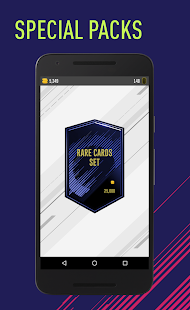 FUT 18 Pack Opener by TapSoft - náhled