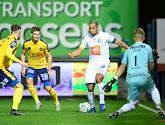 """Vadis Odjidja a fait son retour face à Waasland-Beveren: """"Ça faisait mal de ne pas pouvoir aider l'équipe"""""""