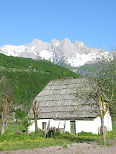 Photo: Traditional home in Valbona