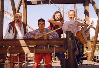 """Photo: """"Marinería"""" Dir. Los Ulen - Isla Mágica """"1.998/99 -Sevilla www.juanduque.net"""