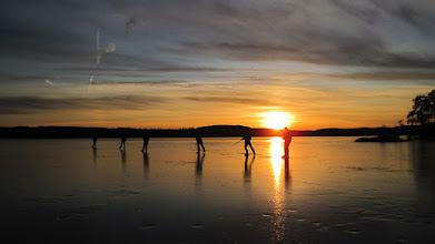 Photo: 024 HLSK... vanaf het eerste licht, tot zonsondergang...