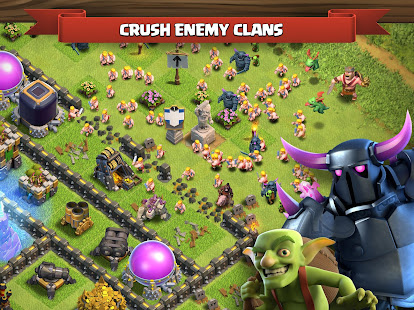 Clash of Clans for PC / Windows 7, 8, 10 / MAC Free Download