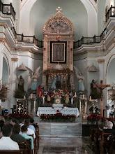 Photo: Christmas Eve mass