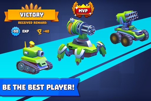 Tanks A Lot! - Realtime Multiplayer Battle Arena 1.28 {cheat|hack|gameplay|apk mod|resources generator} 5
