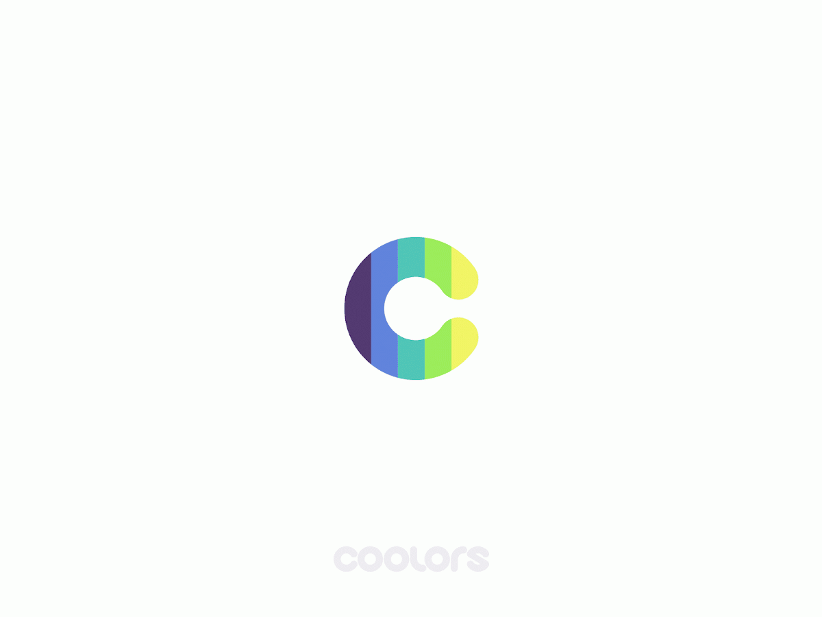 Coolors- screenshot