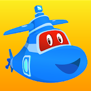 Carl Underwater: Ocean Exploration School for Kids