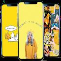 Yellow VSCO Girl Wallpaper 2020 icon