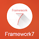 Framework7 V3 components Android apk
