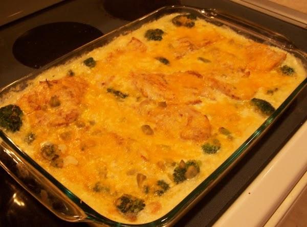 Picky Kids Cheesy Chicken & Broccoli Recipe