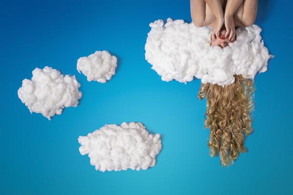 La testa tra le nuvole!  di Madison