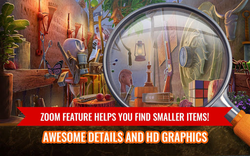 Adventure Hidden Object Game u2013 Secret Quest 1.0 screenshots 2