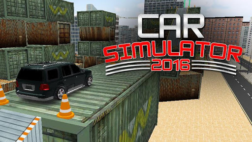 Car Simulator 2016