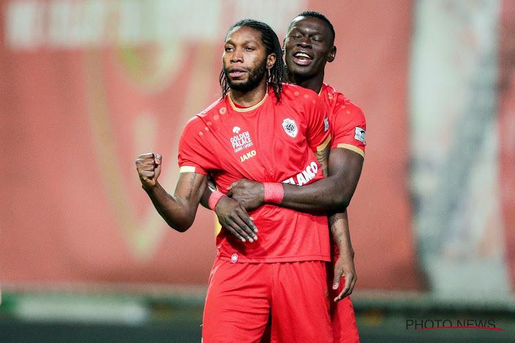 L'Antwerp souhaite conserver Mbokani mais un autre championnat lui fait du pied