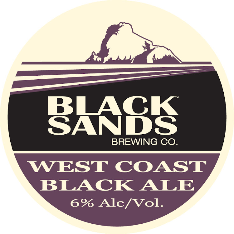 Logo of Black Sands A West Coast Black IPA