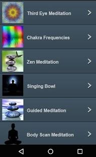 Chakra Meditation Sound - náhled