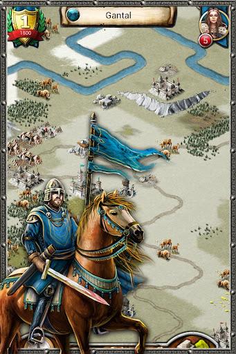 Grimfall - Strategy Game  screenshots 4