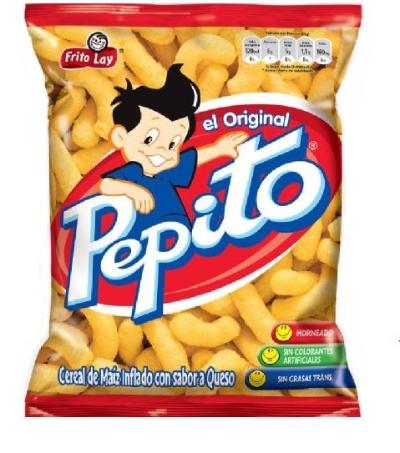 snack pepito 25gr