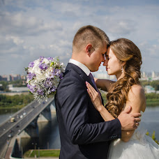 Wedding photographer Nadezhda Guseva (NadiaGuseva). Photo of 17.01.2016