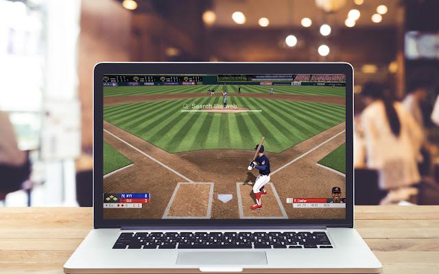 RBI Baseball 19 HD Wallpapers Sports Theme