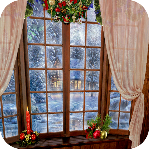 Waiting for Christmas Live Wallpaper Icon