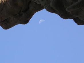 Photo: La stessa Luna da un'altra angolazione
