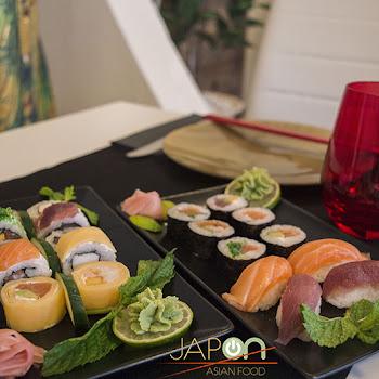 onhotel restaurant asia japanese shushi