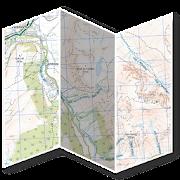 Pentlands Outdoor Map Offline