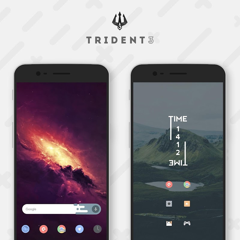 Trident 3 for Zooper Screenshot 2
