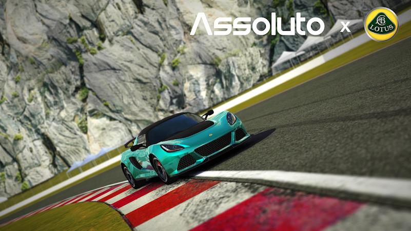 Assoluto Racing v1.7.1 (Mod Money)