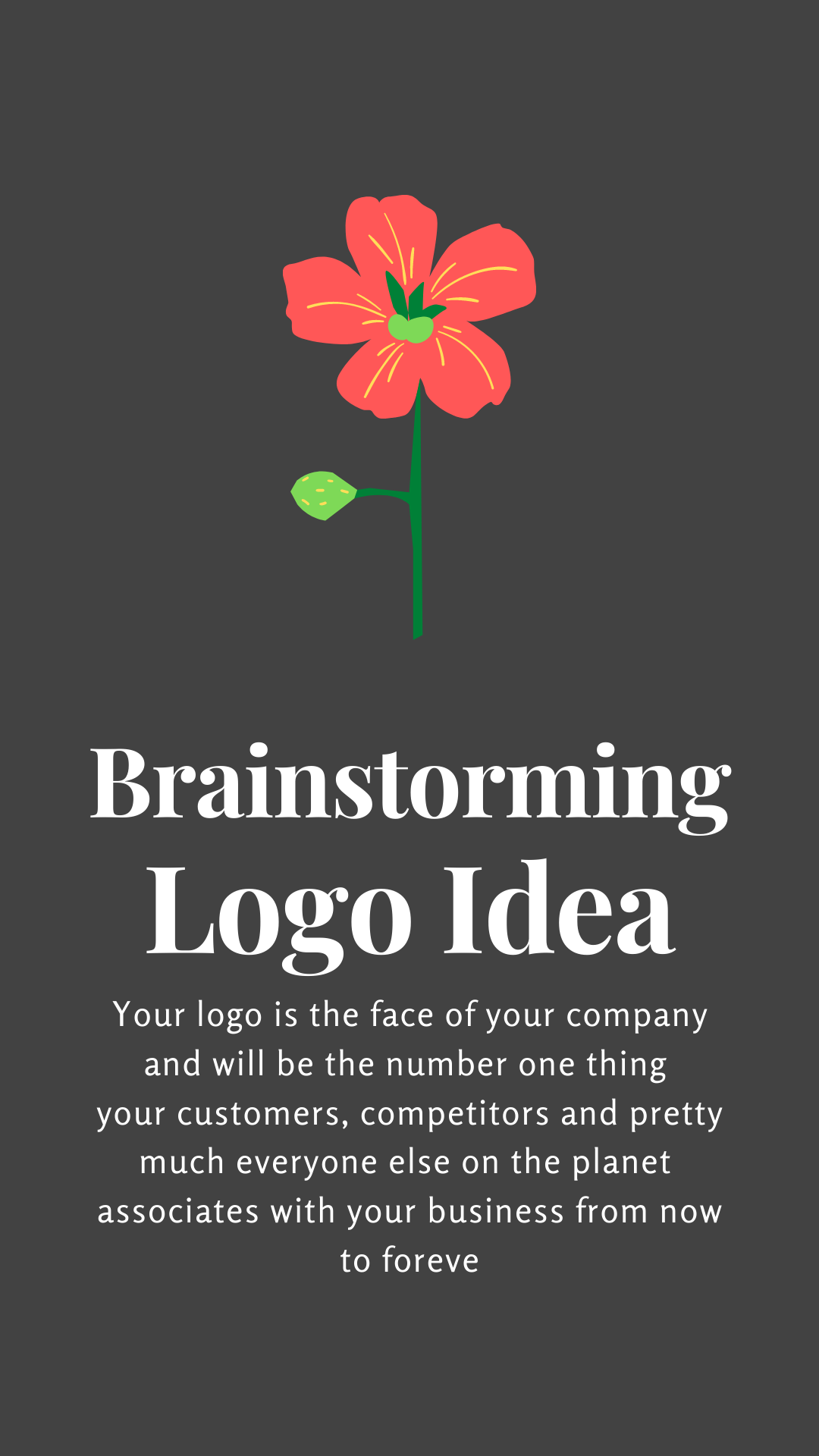 How to brainstorm a logo idea