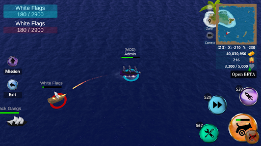 Battle of Sea: Pirate Fight 1.6.9 screenshots 3