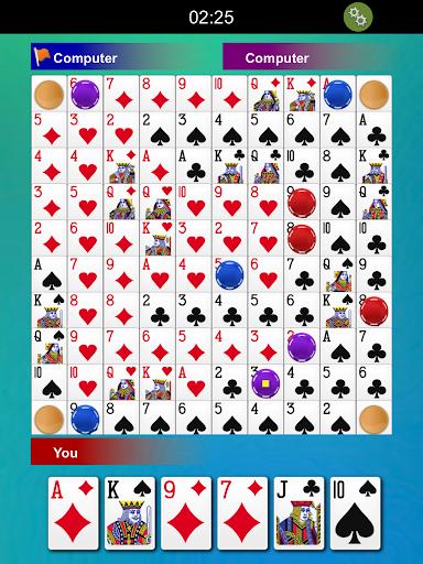 Wild Jack: Card Gobang apkmr screenshots 8