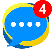 Messenger app - Light & All-in-One Icon
