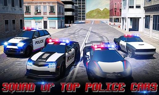 Police Chase Adventure sim 3D Screenshot