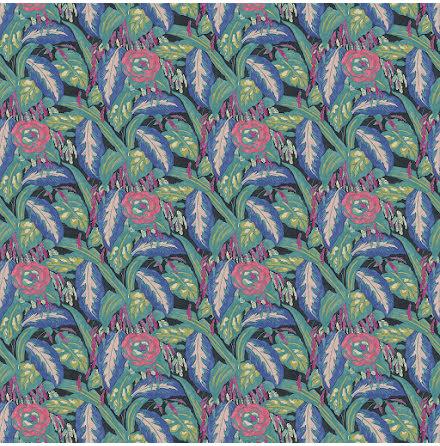 Les Fauves av Linwood - peacock