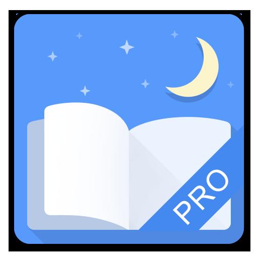 Moon+ Reader Pro v4.5.3 build 453000 Final [Patched + Mod]