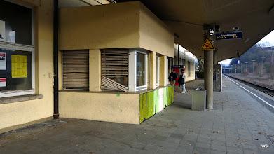 Photo: Bahnhof Schwäbisch Hall / Fahrdienstleiterbüro