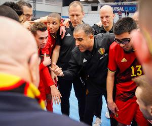 Euro de Futsal: les Diables Rouges mal embarqués, mais pas résignés!