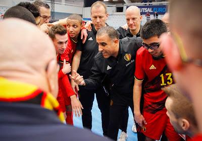 Dernière ligne droite vers l'Euro pour les Diables Rouges Futsal