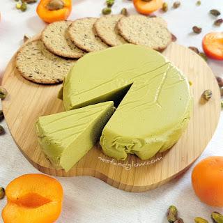 Pistachio Nut Cheese.