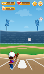 Hit The Ball - comming ball- screenshot thumbnail