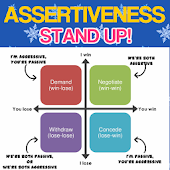 Assertiveness Stand Up Guide